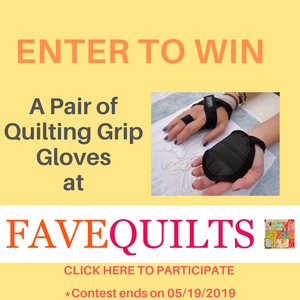 Product Review and Giveaway at FaveQuilts!