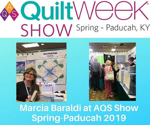 AQS PADUCAH QUILT WEEK 2019 CELEBRATING 35 YEARS OF AQS!