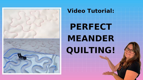 Meander Ruler Variation- Video Tutorial