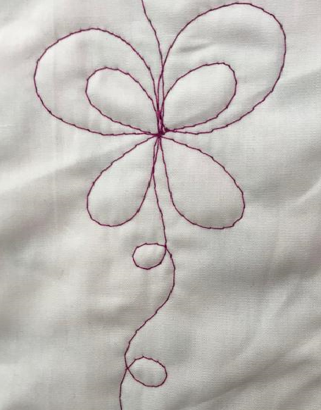 Butterfly Quilting Design