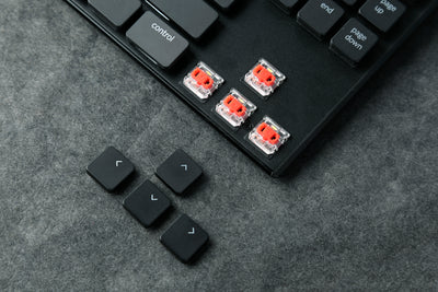Introducing the K1 With Gateron Low Profile Switches