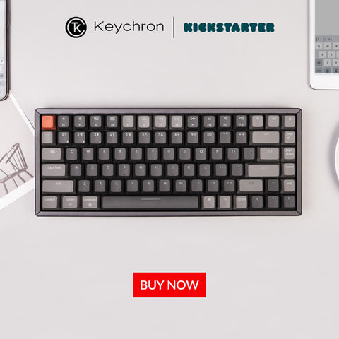 keychron k2 mechanical keyboard kickstarter
