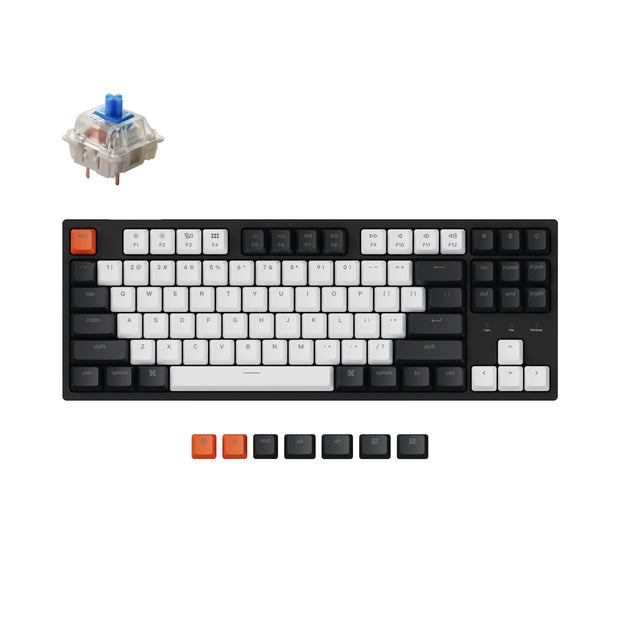 Keychron C1 Wired Mechanical Keyboard