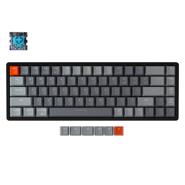 Keychron K6 Wireless Mechanical Keyboard