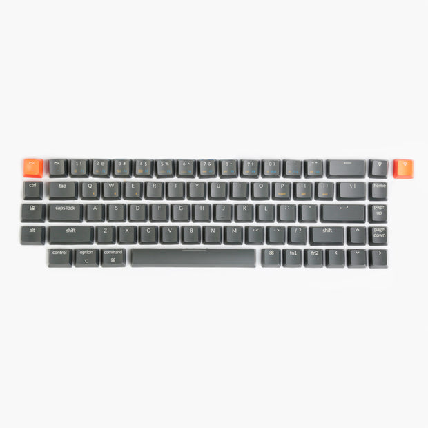 Keychron K6 wireless mechanical keyboard mac windows android keycap set