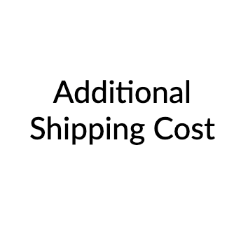 Additional Shipping Cost-8