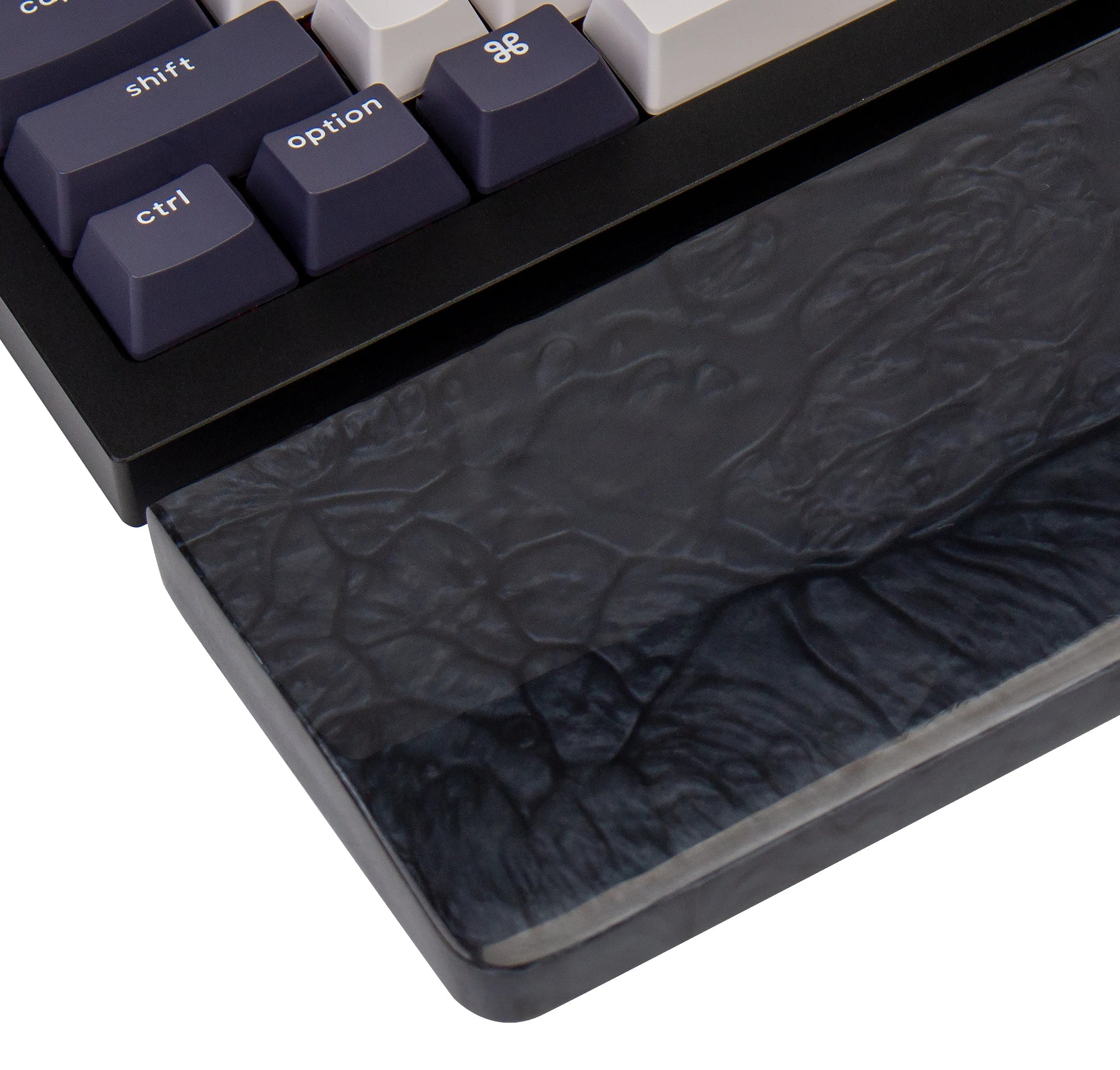 Keychron Resin and Wood Palm Rest