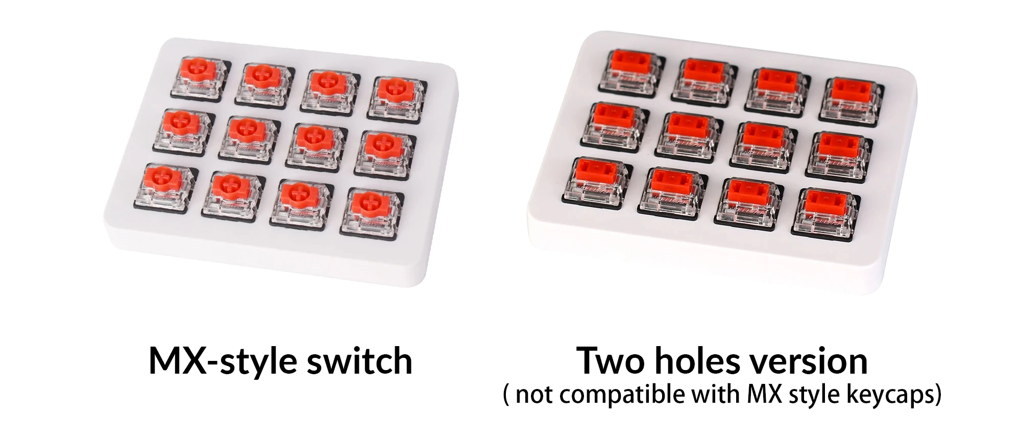 gateron low profile mechanical switches