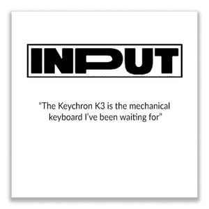 Keychron K2 wireless mechanical keyboard The Next Web TNW it stands out from the crowd with its design