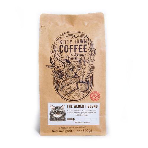 Albert: Super Smooth Breakfast Blend from Brazil and Costa Rica