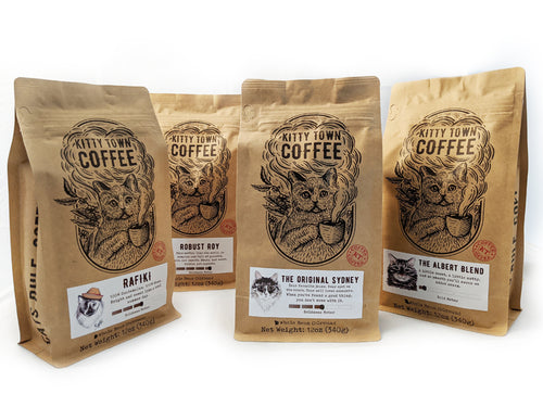 Coffee Gift Pack With a Mission