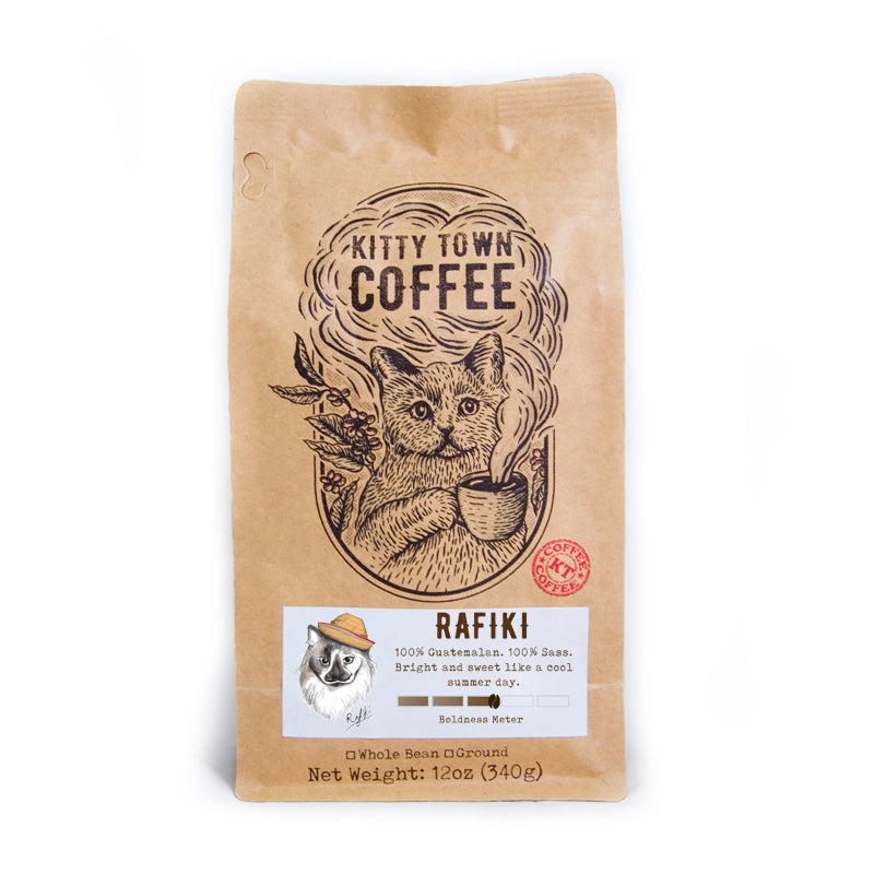 Rafiki: Medium Roast from Guatemala