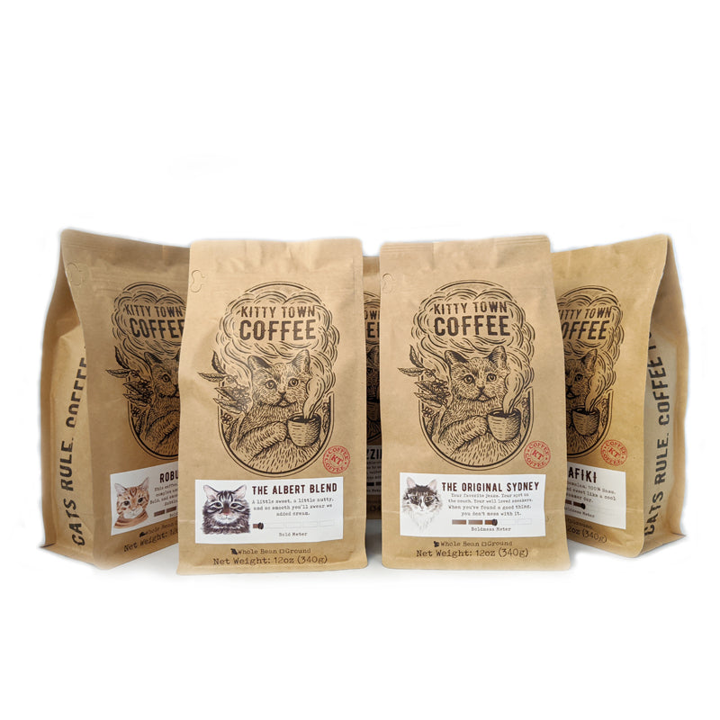Subscription: Ground Coffee