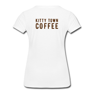 Kitten Me T-Shirt - white