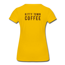 Load image into Gallery viewer, Kitten Me T-Shirt - sun yellow