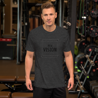 Short-Sleeve Unisex New Vision T-Shirt