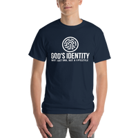 God's Identity Not Just DNA, But A Lyfestyle Short-Sleeve T-Shirt