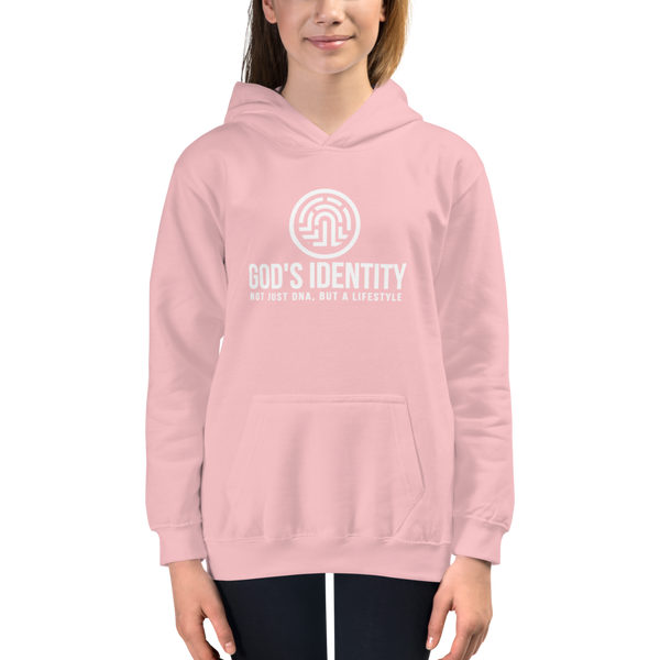 Boy's & Girl's God's Identity Not Just DNA, But A Lyfestyle Hoodie