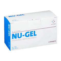 Nu-Gel  Hidrogel con Alginato de 25g