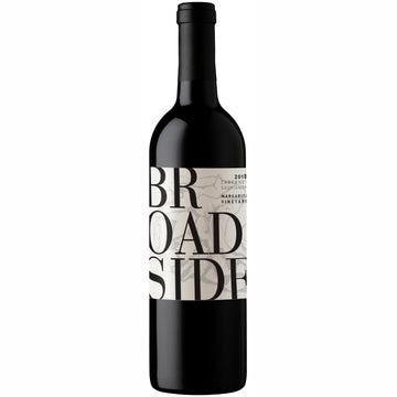 Broadside Cabernet Sauvignon Margarita Vineyard 2018