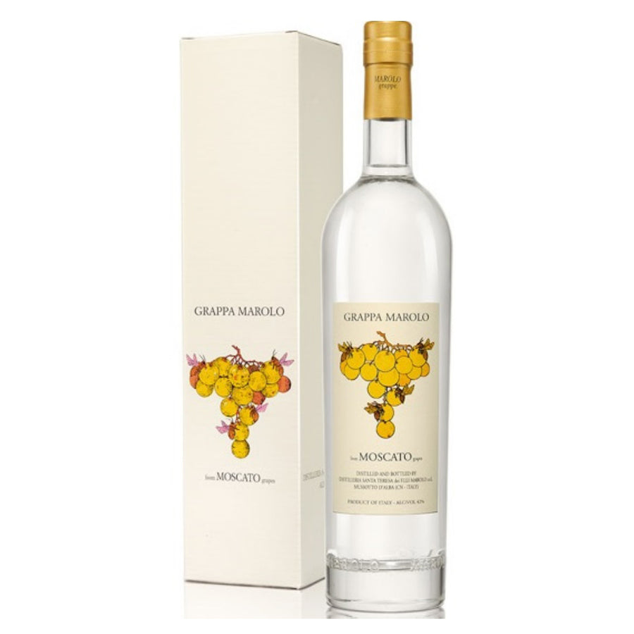 Marolo Moscato Grappa 375 ml