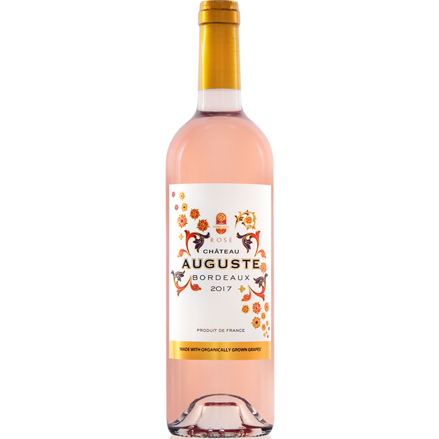 Chateau Auguste Rose 2017