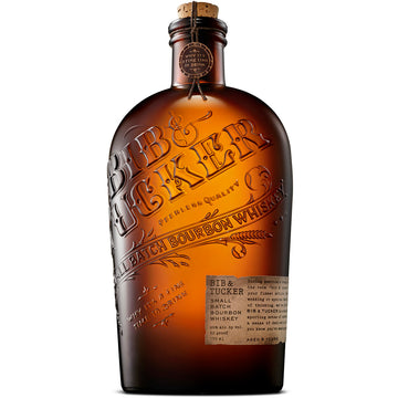 Bib & Tucker 7-Year Select Bourbon Whiskey