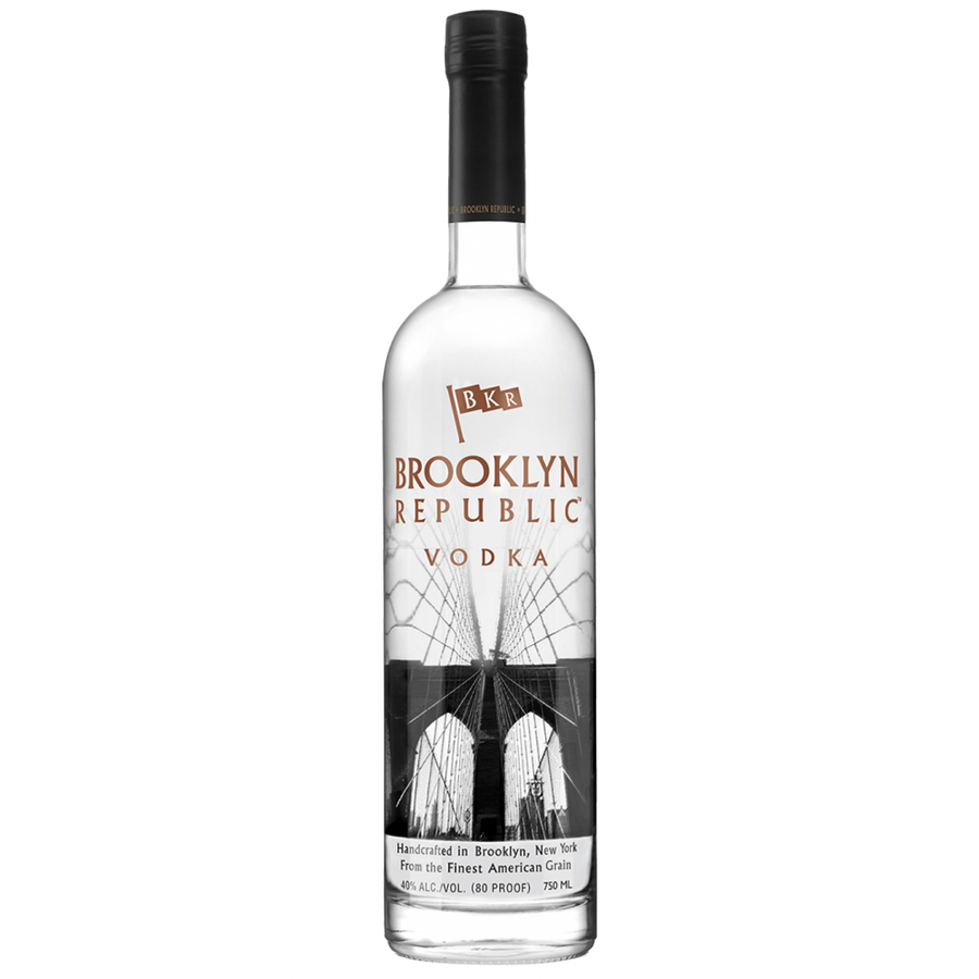Brooklyn Republic Vodka 200ml