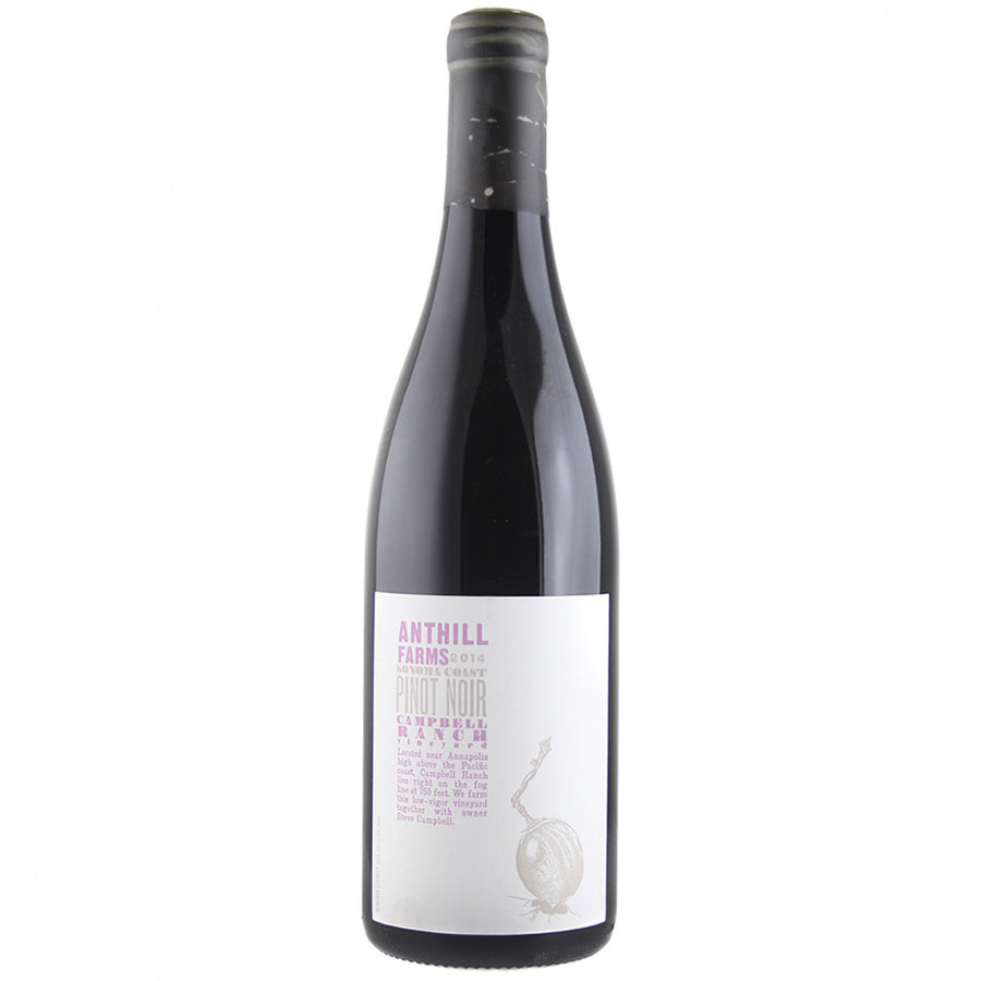 Anthill Campbell Ranch Pinot Noir 2017