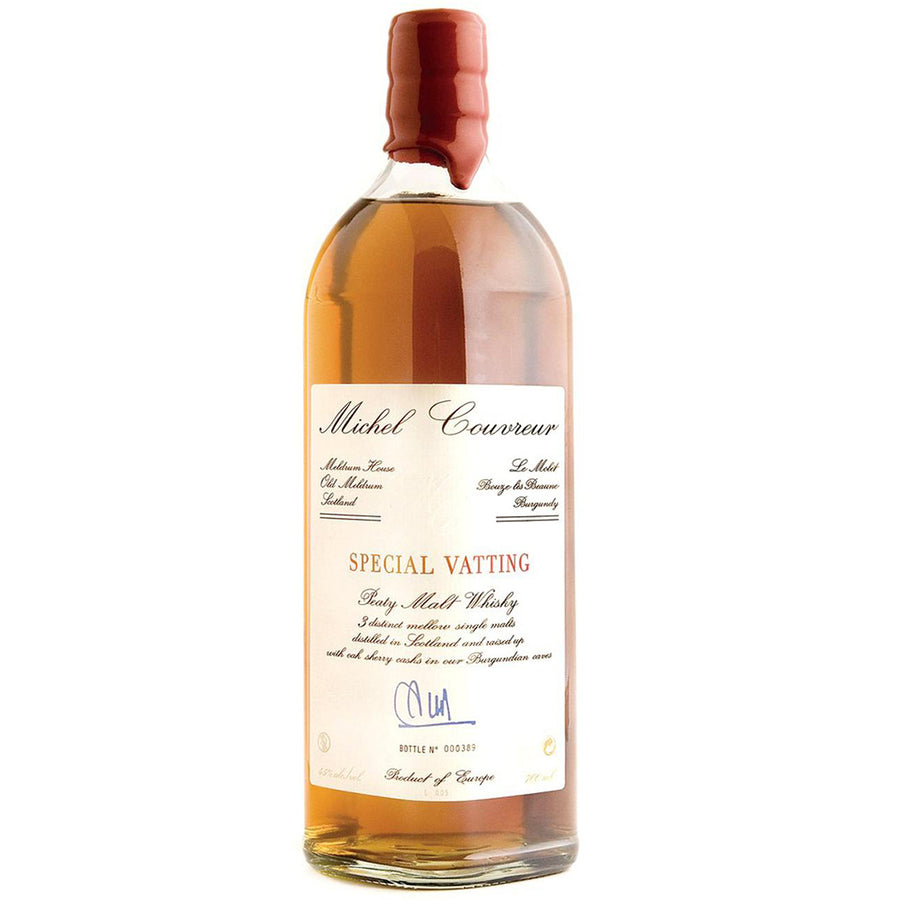 Couvreur Special Vatting Whiskey