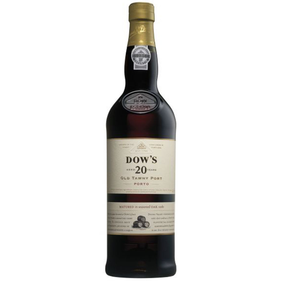 Dow's 20-Year Tawny Port