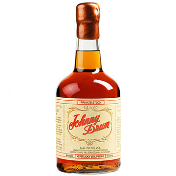 Johnny Drum Private Stock Bourbon Whiskey