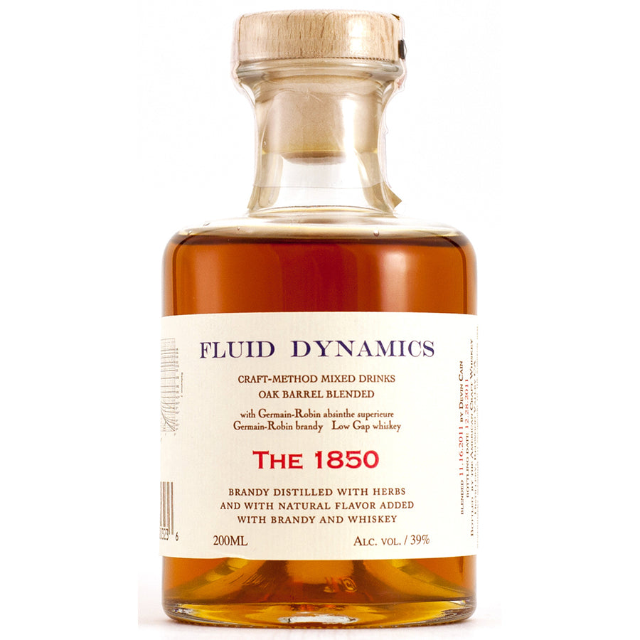 Fluid Dynamics The 1850 Cocktail