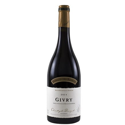 Domaine des Moirots Givry Rouge 2015