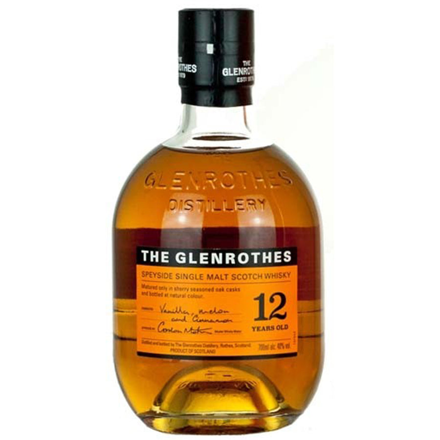 Glenrothes 12-Year-Old Scotch Whisky