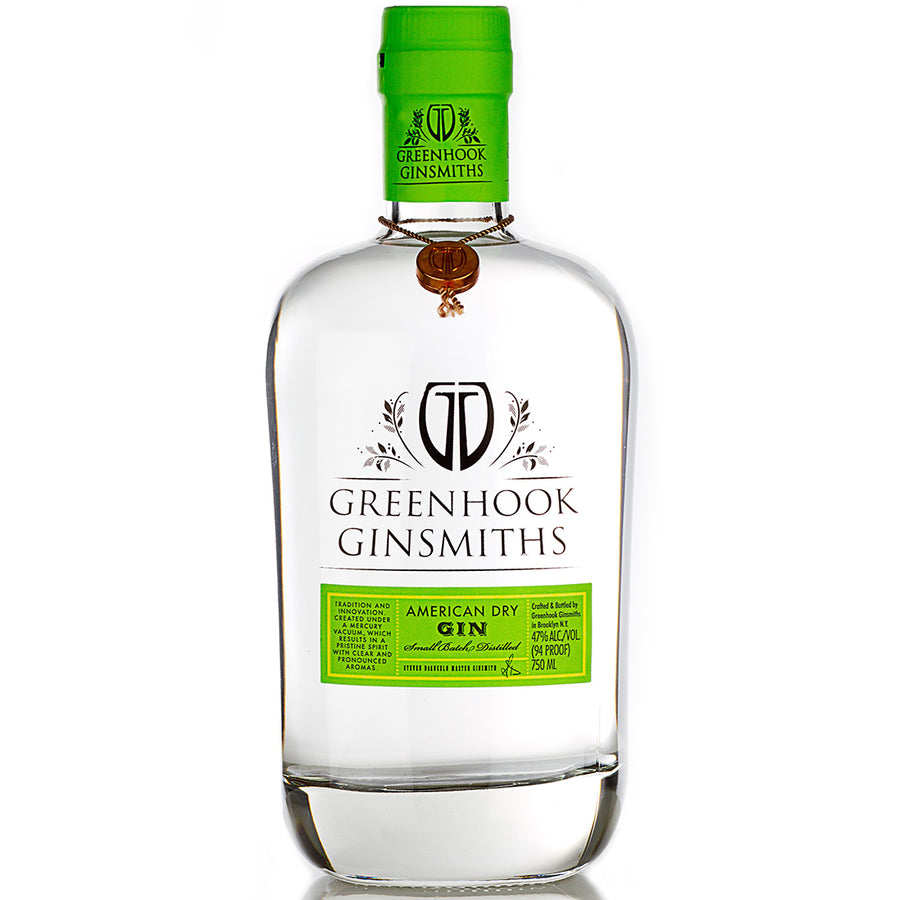 Greenhook Ginsmiths Gin 750ml