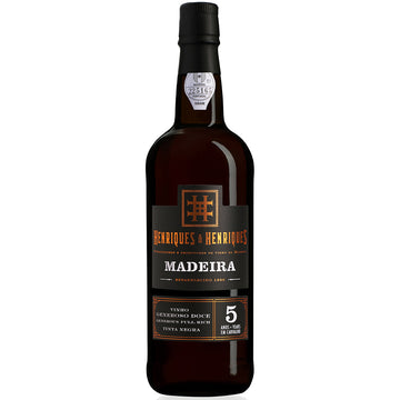 Henriques & Henriques 5 Year Generoso Madeira