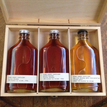 Kings County Distillery Aged Gift Set- 3 200ml Bottles
