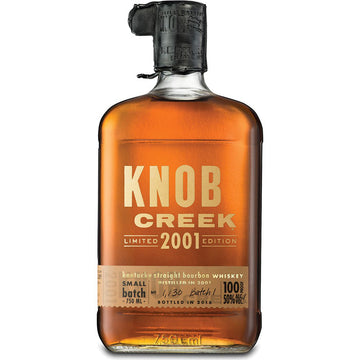 Knob Creek Batch #2 Limited Edition Bourbon Whiskey