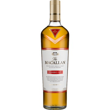 THE Macallan Classic Cut 2019 Edition