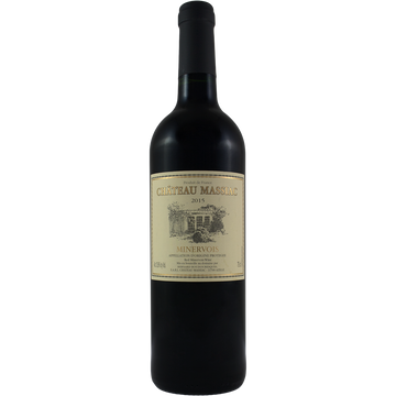 Chateau Massiac Minvervois Rouge 2016