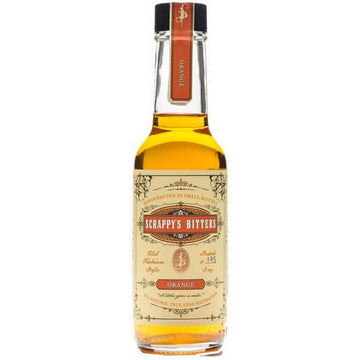 Scrappy's Orange Bitters (5 oz.)