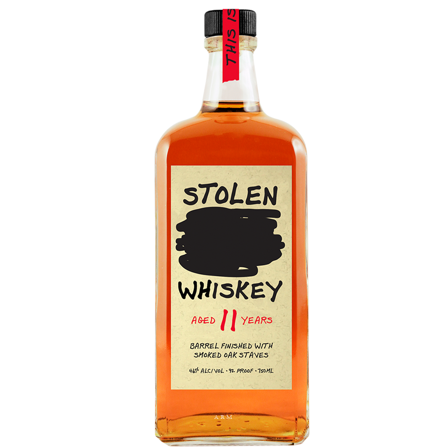 Stolen 11-Year-Old  Whiskey
