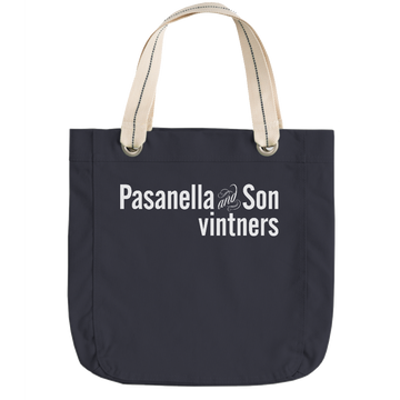 Pasanella & Son Canvas Tote Bag