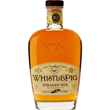 Whistle Pig Rye Whiskey