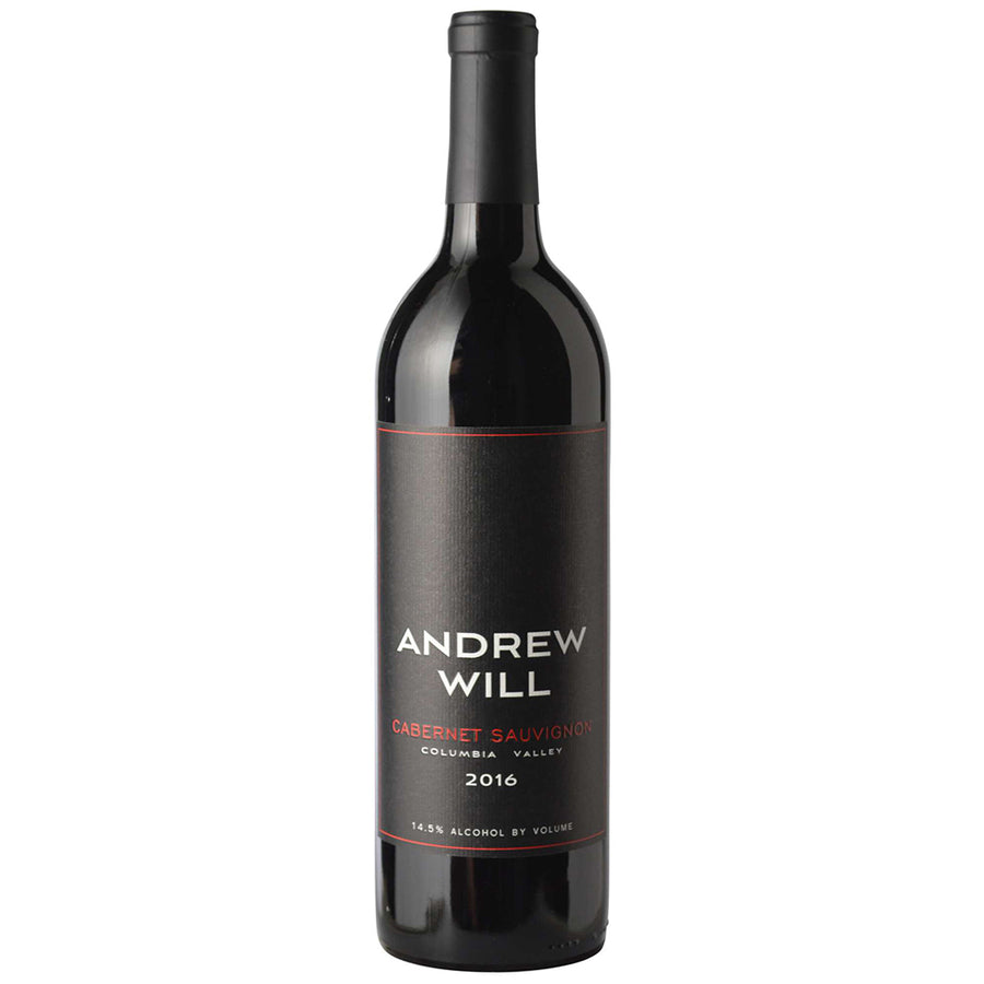 Andrew Will Winery Cabernet Sauvignon Columbia Valley 2016