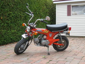 Greatest Bikes in History: Honda CT70