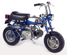 Honda Motorcycle CT70