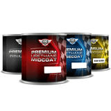 3 Stage Paint Kits