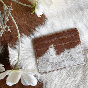'JANEY' Pocket Wallet #0017